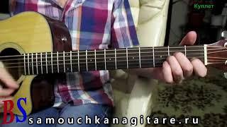 Владимир Высоцкий_-_Песня о друге./(кавер) Аккорды, Разбор песни на гитаре видео