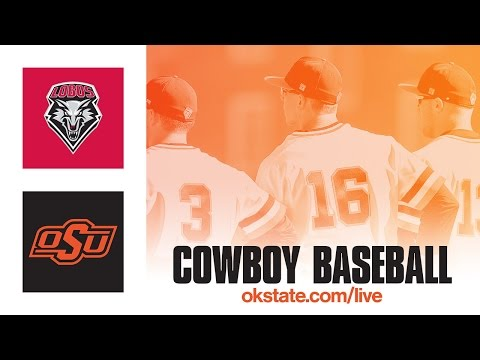 Oklahoma State Baseball vs. New Mexico (Game 1)