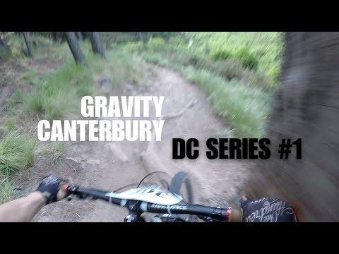 Gravity Canterbury - DC Series 1