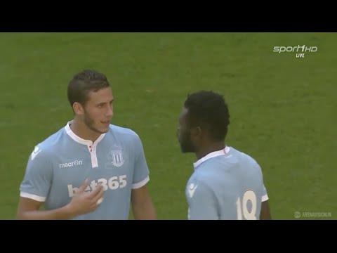 Ramadan Sobhi (Stoke City debut) vs Hamburger SV 06/08/16 HD