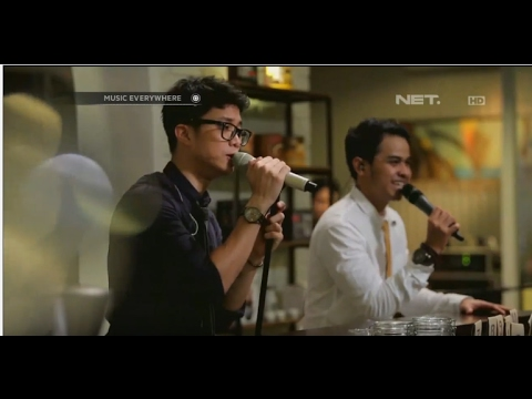 Yovie & Nuno - Juwita (Live at Music Everywhere) **