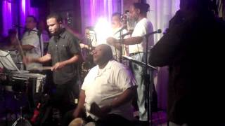 Frankie Morales and The Mambo of The Times Orchestra at Don Coqui (video #3): 7/21/11