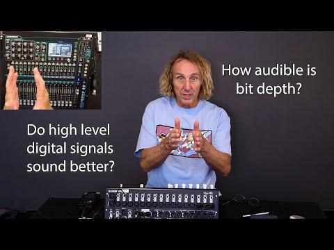 How Audible is Digital Audio Bit Depth Resolution? (Public)