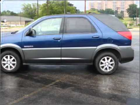2002 buick rendezvous muskegon mi youtube. Black Bedroom Furniture Sets. Home Design Ideas
