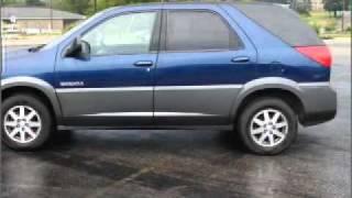 2002 Buick Rendezvous - Muskegon MI