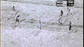 Texas A&M Aggies vs. Mississippi State Bulldogs - 2000 Independence Bowl