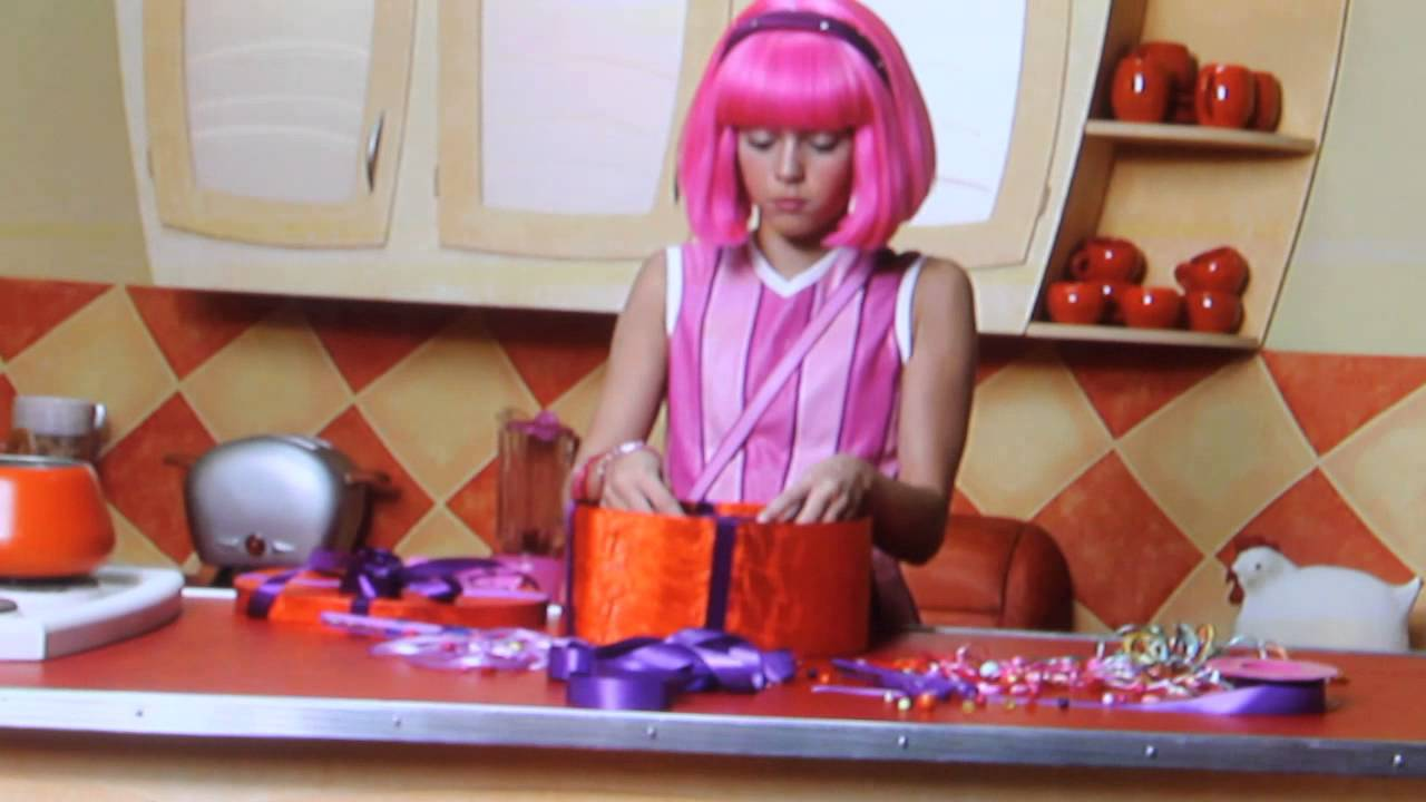 lazy town having sex naked