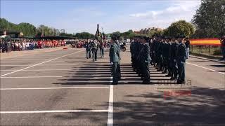 La Guardia Civil de Valladolid celebra el día de su patrona
