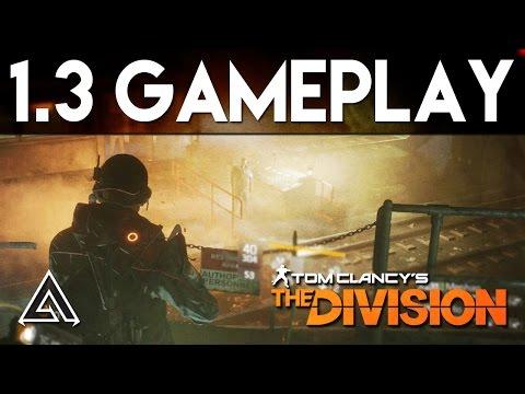 The Division 1.3 Underground DLC Operation Gameplay