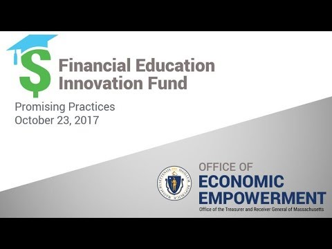 Innovation Fund: Promising Practices Webinar