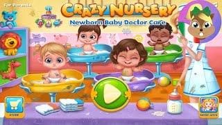 PAZZO NIDO - Cura dei bambini | Crazy Nursery | PANNOLINI DA CAMBIARE E TANTE BOLLE DI SAPONE