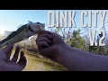 Dink City V.  2 | Largemouth Bass Fishing Bastrop, TX