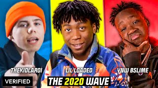 RAPPERS WHO WILL BLOW UP IN 2020 (YNW BSLIME, LIL LOADED, THEKIDLAROI & MORE)