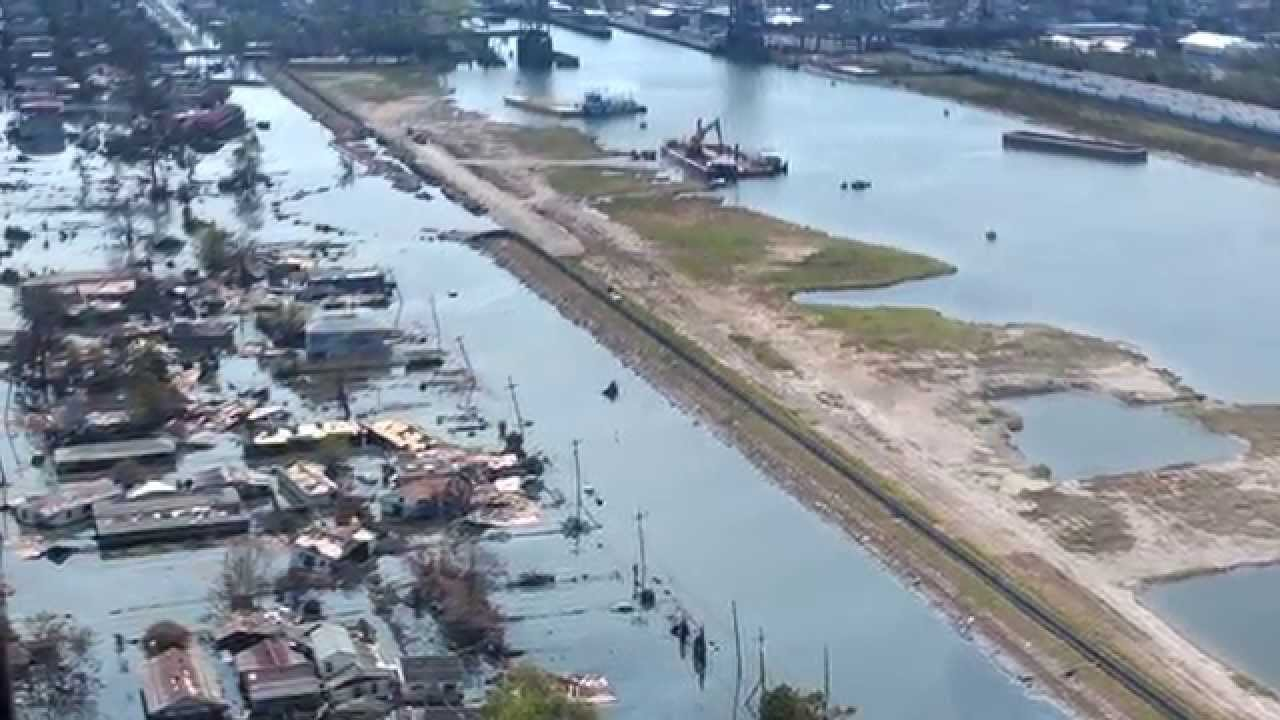 New Orleans still 'a work in progress' 14 years after Hurricane Katrina