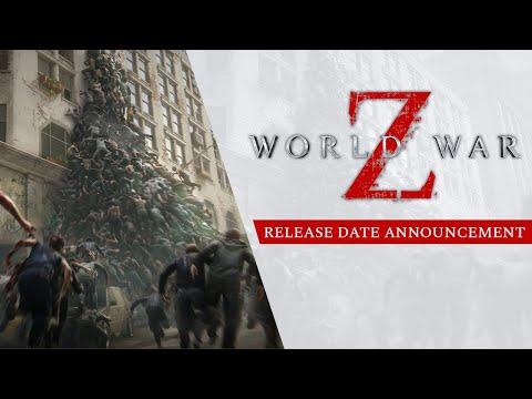 World War Z - Release Date Announcement