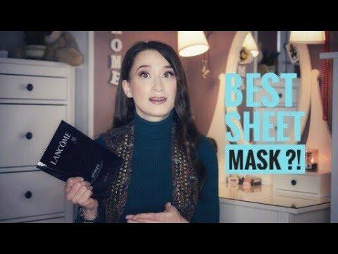 Чудо от Lancome! Новая тканевая маска Genifique