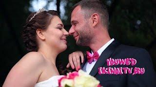 Фото видео на свадьбу. Свадебный клип в Архангельском.