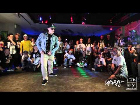 Dougie Battle Final 阿克 vs 劉力瑋   20131108 Urban Rhythm Hip Hop Party Vol.7 Taipei