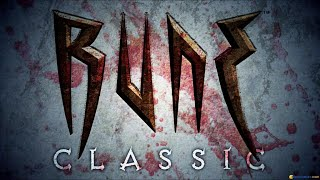 Rune Classic gameplay (PC Game, 2000)