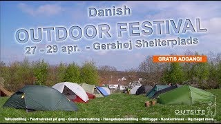 Danish Outdoor Festival 2018