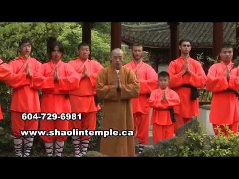 少林禪武學院 Shaolin Martial Arts Zen Academy Vancouver Shaolin Qigong