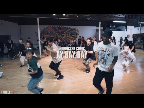 """Ay Bay Bay""  Hurricane Chris  Choreography  Peter Pinnock  Debbie Reynolds Legacy"
