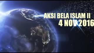 Aksi Bela Islam II TERBESAR SEPANJANG SEJARAH INDONESIA/4nov2016