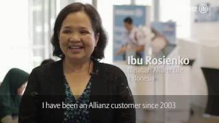 Download Allianz Indonesia Life Claim - Ibu Rosienko Mp3 and Videos