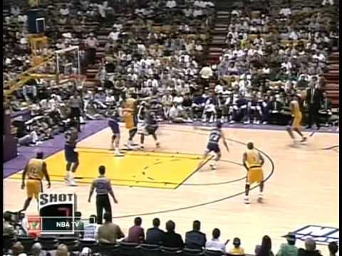 NBA 96 97 WCSF L A LAKERS@UTAH JAZZ G4
