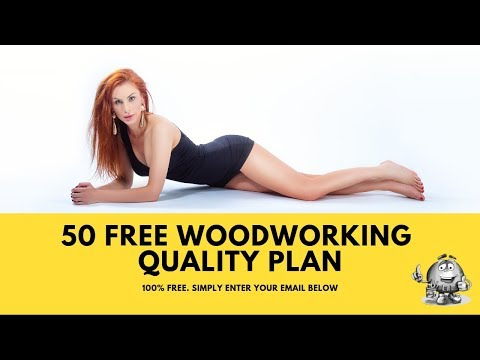 Woodworking  Free Plans - Get 50 free Woodworking DIY Plans - You MUST See  👍