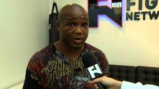 """The Shift: UFC's Marcus Brimage Talks About """"Dragon Ball Z"""""""