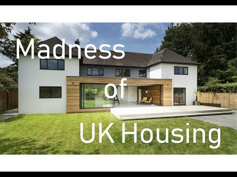 The Madness Of Housing In The United Kingdom