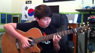 Katy Perry - Roar - Fingerstyle acoustic guitar - Andrew Foy - tabs / Chords