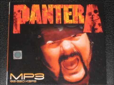 4)PANTERA -Dallas Fight Song -(Dallas Stars Song Rare)