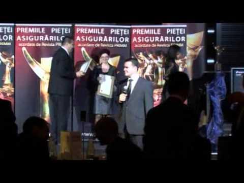 Gala Premiilor Pietei Asigurarilor - 2010Premii Pentr