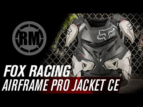 Fox Racing Airframe Pro Motocross Jacket CE