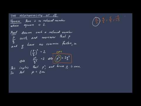 2.1 Real numbers, axiom of completeness