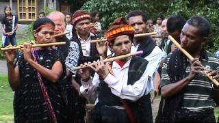 INDONESIA dance & music, Bajawa Flores (sd-video).