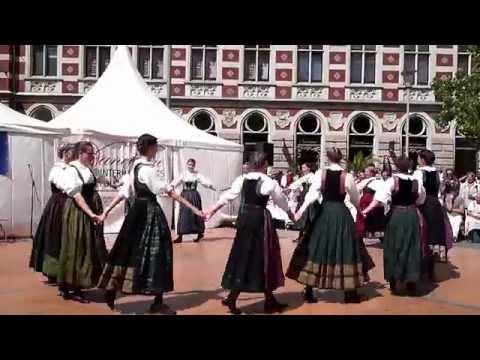 Kettentanz - German Folk Dance