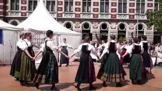 Kettentanz - German Folk Dance