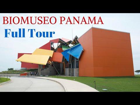 Bio Museo Full Tour. Tour completo Bio Museo. Panama. Prestige Panama Realty. 6981.5000