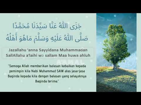 Download Jazallahu anna- zikir yg memenatkan 70 orng malaikat