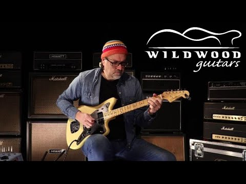 Fender Custom Shop Wildwood 10 Relic-Ready 1958 Jazzmaster  •  SN: R101257