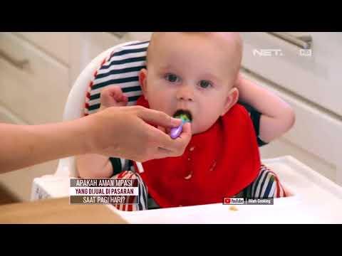 MPASI Yang Baik Untuk Bayi