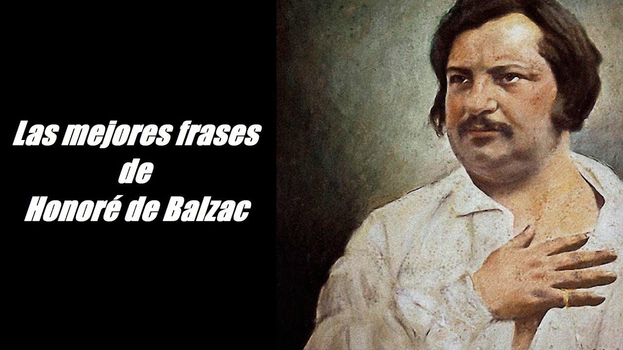 frases famosas de honor u00e9 de balzac