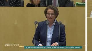 Debatte im Bundesrat zu den Genehmigungsprozessen für Windenergieanlagen am 19.10.18