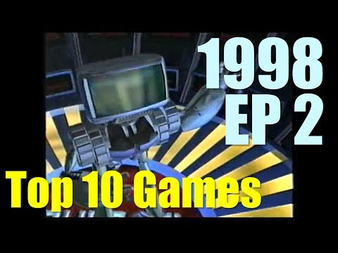 Cybernet 1998 - EP 2 - Top 10 Games Of All Time