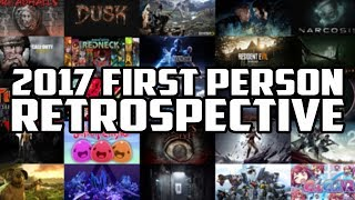 2017 First Person Genre Retrospective - Gggmanlives