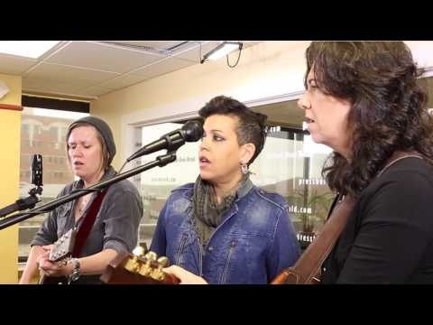 The Newsroom Sessions - Maia Sharp, Garrison Starr and AG