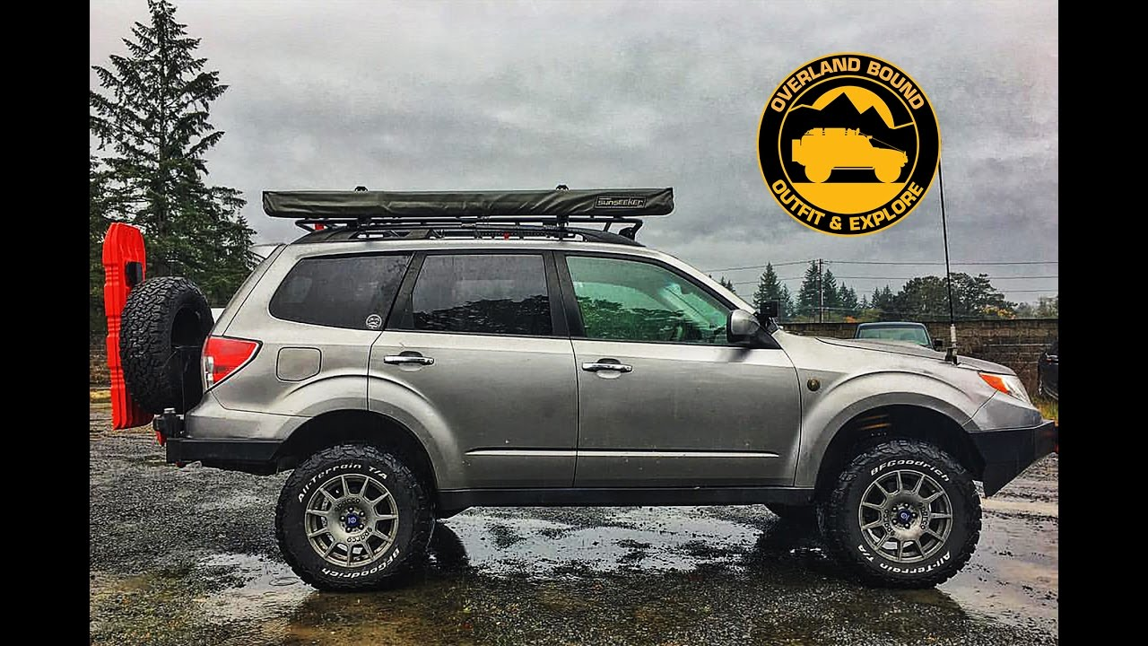 2010 Subaru Forester Xt Rig Walk Around